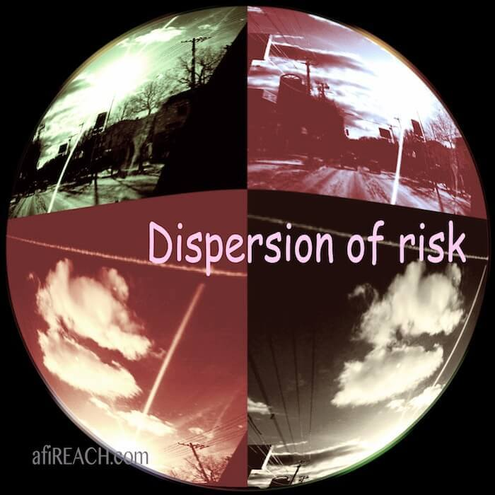 Dispersion of risk-2